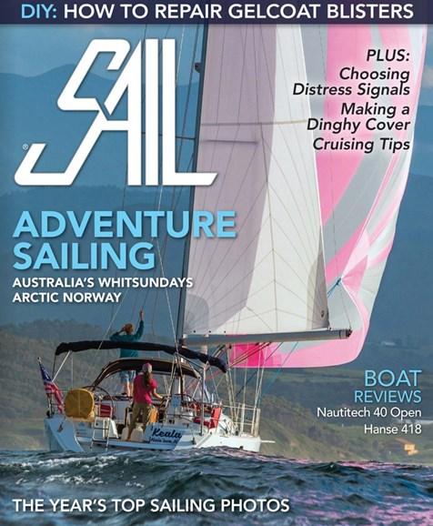 Sail Cover - 1/1/2019