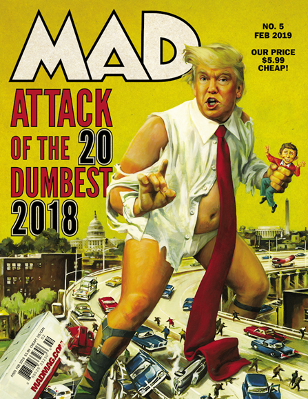 Mad Cover - 2/1/2019