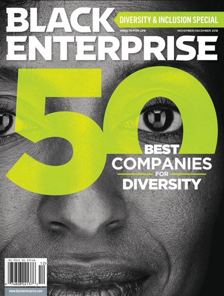 Black Enterprise Cover - 11/1/2018