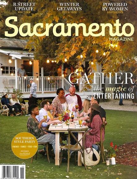 Sacramento Cover - 11/1/2018