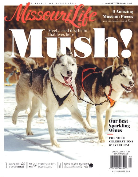 Missouri Life Cover - 1/1/2019