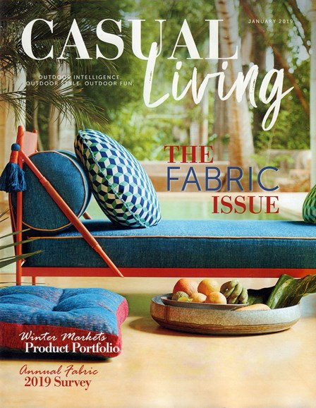 Casual Living Cover - 1/1/2019