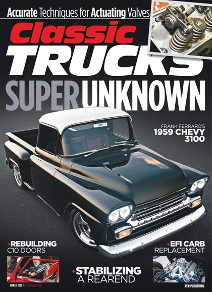 Classic Trucks Cover - 3/1/2019