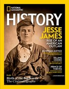 National Geographic History 1/1/2019