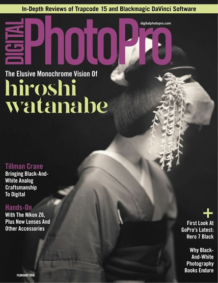 Digital Photo Pro Cover - 1/1/2019