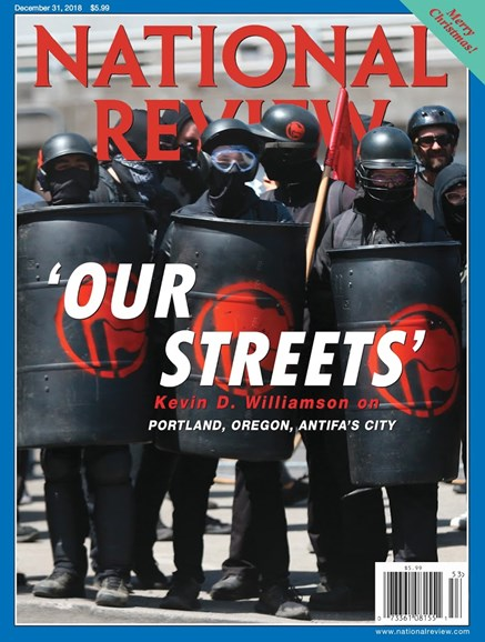 National Review Cover - 1/31/2019