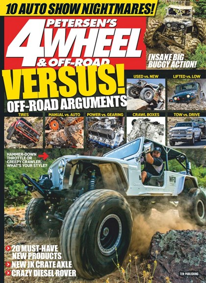 4 Wheel & Off-Road Cover - 3/1/2019