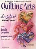 Quilting Arts Magazine | 2/2019 Cover