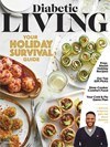 Diabetic Living Magazine | 1/1/2019 Cover