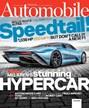 Automobile Magazine   2/2019 Cover