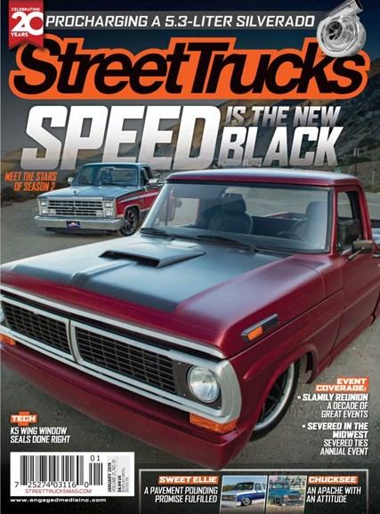 Street Trucks Cover - 1/1/2019