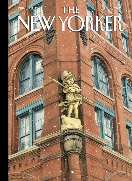 The New Yorker Cover - 1/7/2019