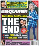The National Enquirer 1/7/2019