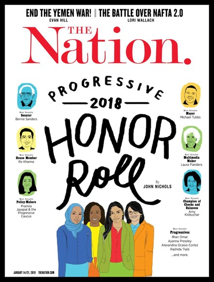 The Nation Cover - 1/14/2019