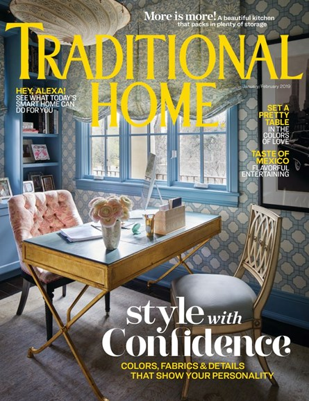 Traditional Home Cover - 1/1/2019