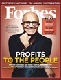 Forbes Magazine | 12/31/2018 Cover