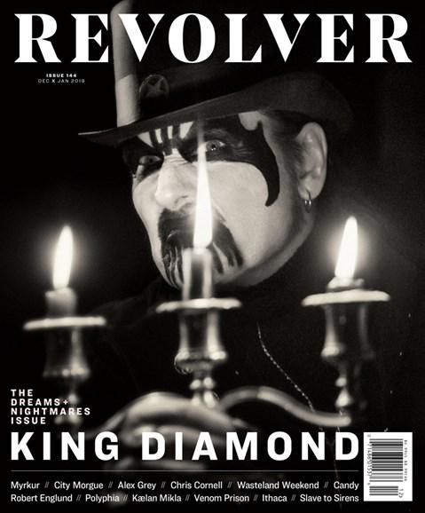 Revolver Cover - 12/1/2018