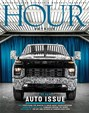 Hour Detroit Magazine | 1/2019 Cover