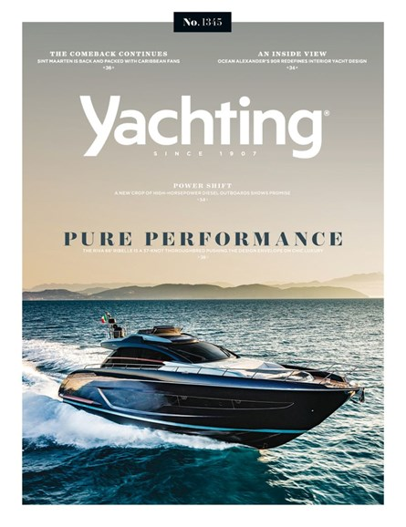Yachting Cover - 1/1/2019