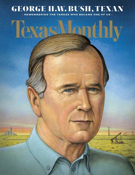 Texas Monthly Cover - 1/1/2019