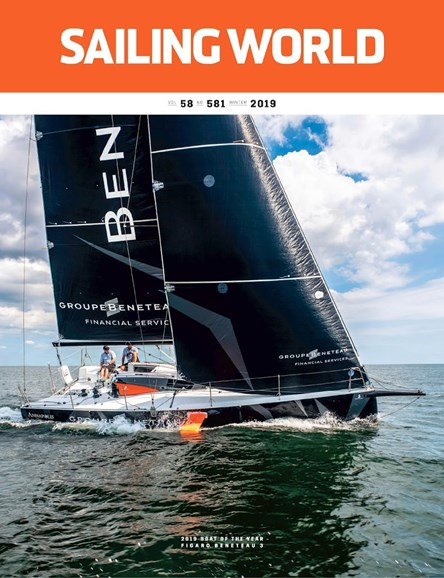 Sailing World Cover - 1/1/2019