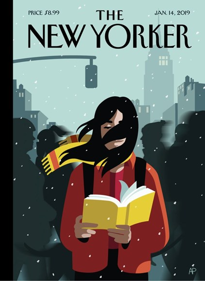 The New Yorker Cover - 1/14/2019