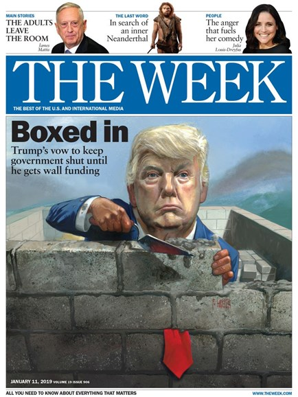 The Week Cover - 1/11/2019