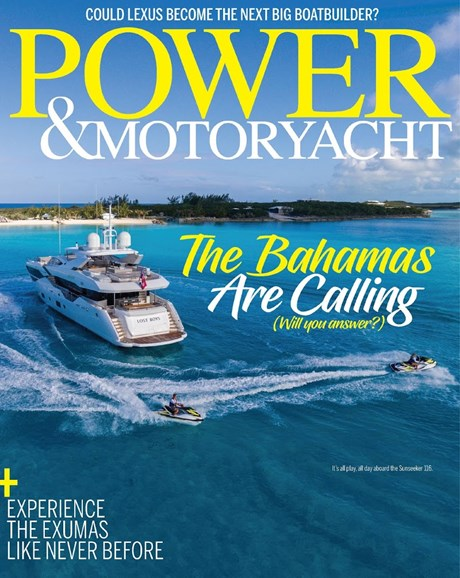 Power & Motoryacht Cover - 1/1/2019