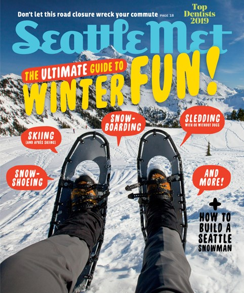 Seattle Met Cover - 1/1/2019