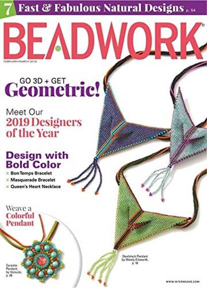 Beadwork Cover - 2/1/2019