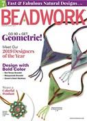 Beadwork Magazine | 2/2019 Cover