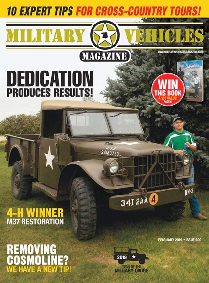 Military Vehicles Cover - 2/1/2019