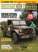 Military Vehicles Magazine | 2/2019 Cover
