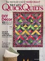 Quick Quilts Magazine | 2/2019 Cover