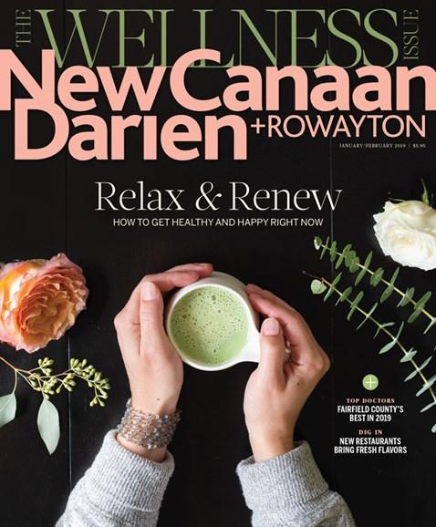 New Canaan-Darien Cover - 1/1/2019