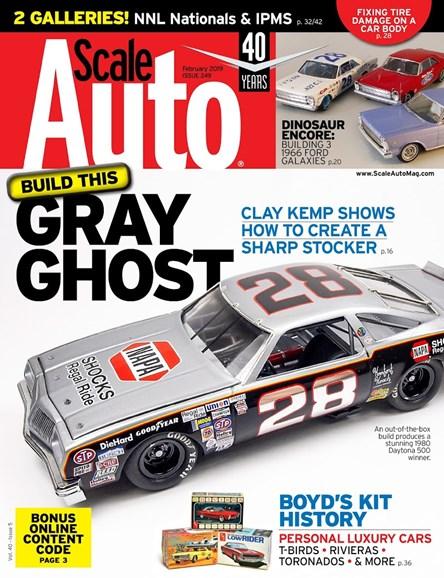 Scale Auto Magazine Cover - 2/1/2019