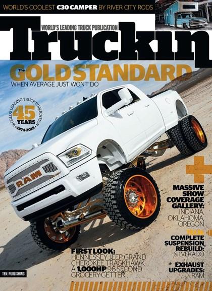 Truckin' Cover - 3/1/2019