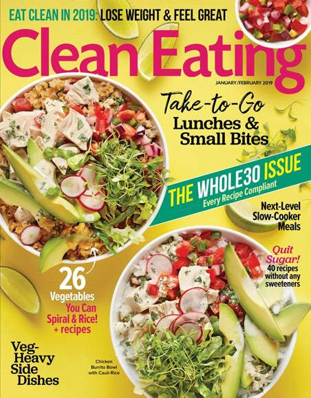 Clean Eating Cover - 1/1/2019
