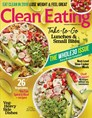 Clean Eating Magazine | 1/2019 Cover