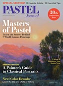 Pastel Journal Magazine | 2/2019 Cover