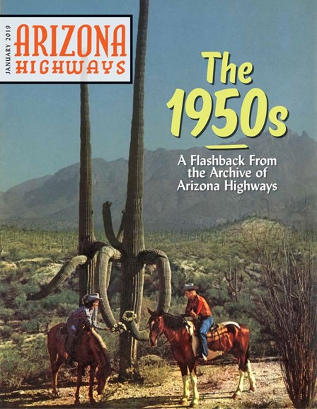 Arizona Highways Cover - 1/1/2019