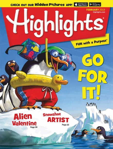 Highlights Cover - 2/1/2019