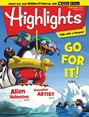 Highlights Magazine | 2/2019 Cover