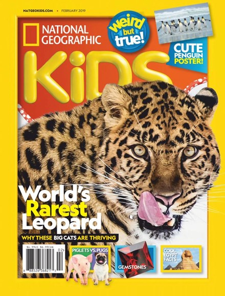 National Geographic Kids Cover - 2/1/2019