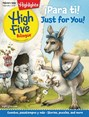 Highlights High Five Bilingue | 2/2019 Cover