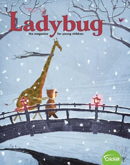Ladybug Cover - 1/1/2019