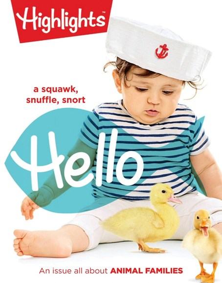Highlights Hello Cover - 2/1/2019