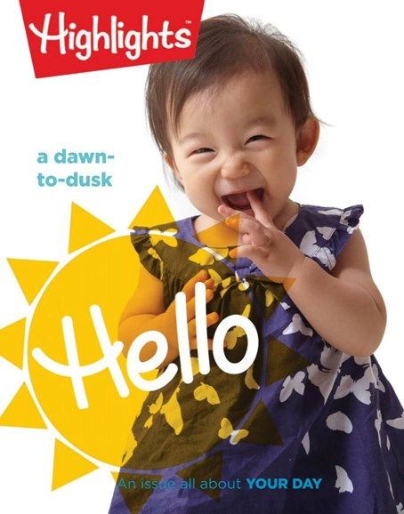 Highlights Hello Cover - 1/1/2019