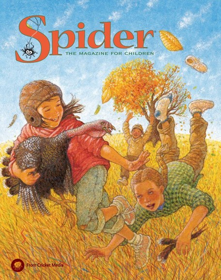 Spider Cover - 11/1/2018