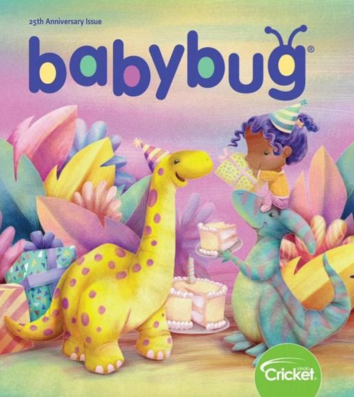 Babybug Cover - 1/1/2019
